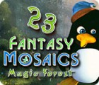Fantasy Mosaics 23: Magic Forest oyunu