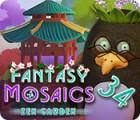 Fantasy Mosaics 34: Zen Garden oyunu