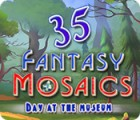 Fantasy Mosaics 35: Day at the Museum oyunu