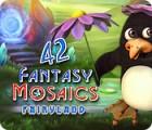 Fantasy Mosaics 42: Fairyland oyunu