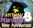 Fantasy Mosaics 8: New Adventure oyunu