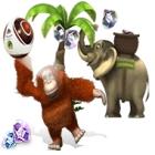 Çılgın Tarla 3: Madagaskar oyunu