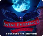 Fatal Evidence: The Cursed Island Collector's Edition oyunu