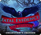 Fatal Evidence: The Missing Collector's Edition oyunu