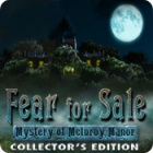 Fear for Sale: The Mystery of McInroy Manor Collector's Edition oyunu