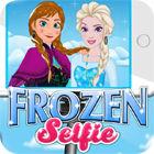 Frozen Selfie Make Up oyunu