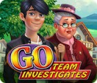 GO Team Investigates: Solitaire and Mahjong Mysteries oyunu