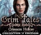 Grim Tales: Crimson Hollow Collector's Edition oyunu