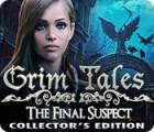 Grim Tales: The Final Suspect Collector's Edition oyunu