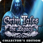 Grim Tales: The Legacy Collector's Edition oyunu
