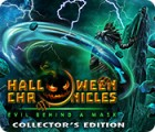 Halloween Chronicles: Evil Behind a Mask Collector's Edition oyunu