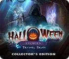 Halloween Stories: Defying Death Collector's Edition oyunu