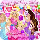 Happy Birthday Barbie oyunu
