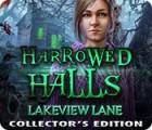 Harrowed Halls: Lakeview Lane Collector's Edition oyunu
