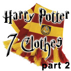 Harry Potter 7 Clothes Part 2 oyunu
