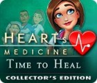 Heart's Medicine: Time to Heal. Collector's Edition oyunu