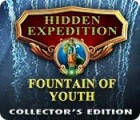 Hidden Expedition: The Fountain of Youth Collector's Edition oyunu