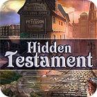 Hidden Testament oyunu