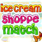 Ice Cream Shoppe Match oyunu