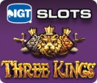 IGT Slots Three Kings oyunu