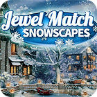 Jewel Match: Snowscapes oyunu