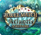 Jewel Match Solitaire Atlantis oyunu