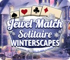 Jewel Match Solitaire: Winterscapes oyunu