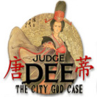 Judge Dee: The City God Case oyunu