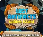 Lost Artifacts: Golden Island Collector's Edition oyunu