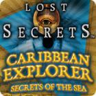Lost Secrets: Caribbean Explorer Secrets of the Sea oyunu