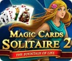 Magic Cards Solitaire 2: The Fountain of Life oyunu