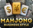 Mahjong Business Style oyunu