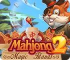 Mahjong Magic Islands 2 oyunu