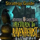 Mystery Case Files: Return to Ravenhearst Strategy Guide oyunu