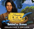 Memoirs of Murder: Behind the Scenes Collector's Edition oyunu