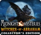 Midnight Mysteries 5: Witches of Abraham Collector's Edition oyunu