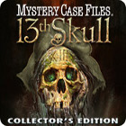 Mystery Case Files: 13th Skull Collector's Edition oyunu