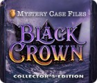 Mystery Case Files: Black Crown Collector's Edition oyunu