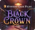 Mystery Case Files: Black Crown oyunu