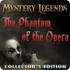 Mystery Legends: The Phantom of the Opera Collector's Edition oyunu