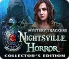 Mystery Trackers: Nightsville Horror Collector's Edition oyunu