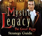 Mystic Legacy: The Great Ring Strategy Guide oyunu
