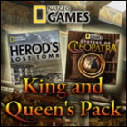Nat Geo Games King and Queen's Pack oyunu