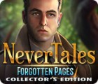 Nevertales: Forgotten Pages Collector's Edition oyunu