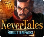 Nevertales: Forgotten Pages oyunu