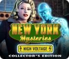 New York Mysteries: High Voltage Collector's Edition oyunu