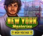 New York Mysteries: High Voltage oyunu