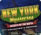 New York Mysteries: Secrets of the Mafia. Collector's Edition oyunu