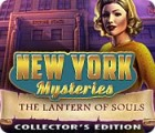 New York Mysteries: The Lantern of Souls Collector's Edition oyunu