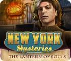 New York Mysteries: The Lantern of Souls oyunu